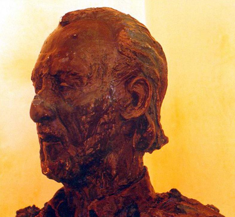 Vecchio scultore Camacho